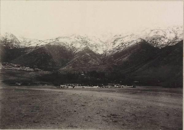 Норзунов прибыл из Марселя в Калькутту на французском пароходе «Дюплекс» 6 марта 1900 года (в то вре