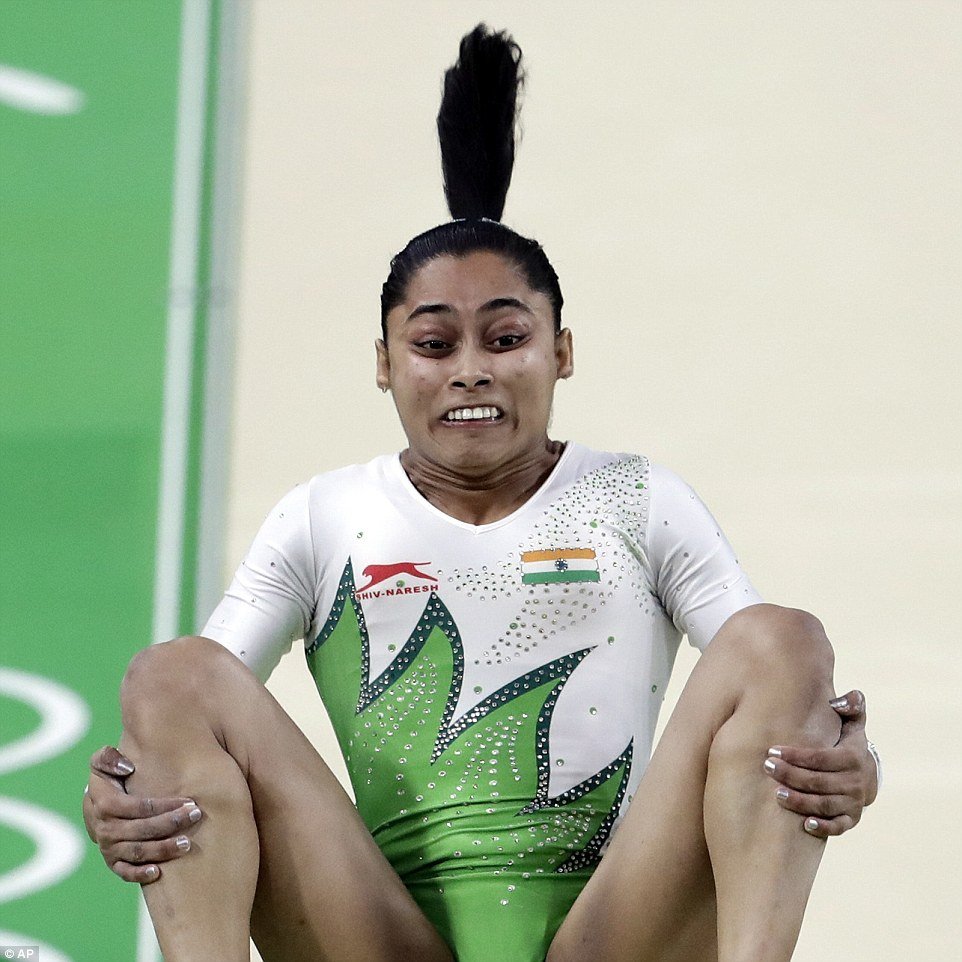 Курьезные лица олимпийских гимнастов в Рио (15 фото)
