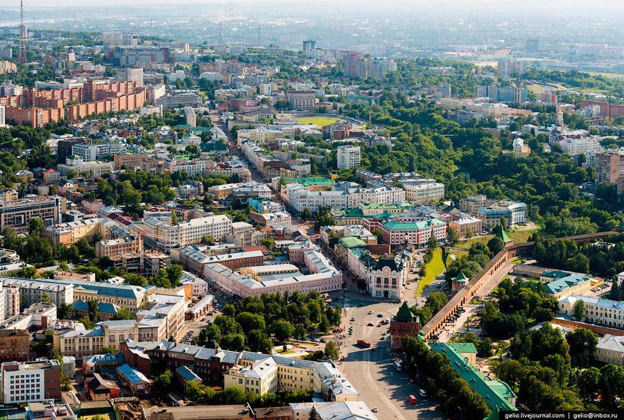 12. Большая Покровская — одна из самых старинных улиц в Нижнем Новгороде и до 1917 года считалась дв