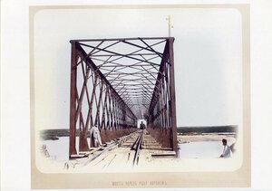 Мост через реку Воронеж