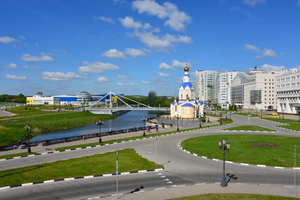 самые красивые места в белгороде фото медленно