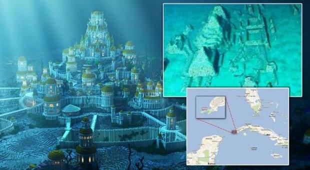 Атлантида найдена: вБермудском треугольнике обнаружили древнейшие города