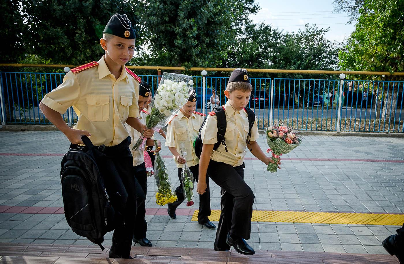 Анапа кадетская школа фото