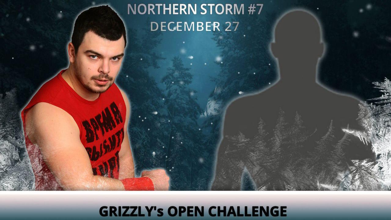 NSW Northern Storm #7: Открытый вызов Гризли