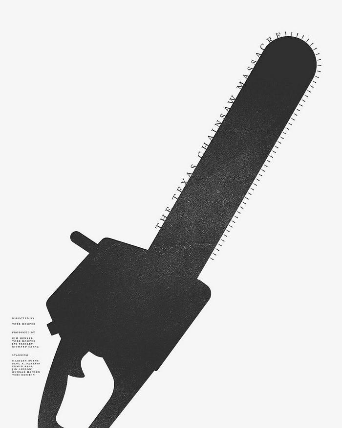 Плакаты от Питера Маджарича к известным фильмам