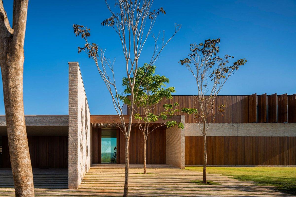 Семейная резиденция в Бразилии