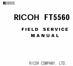 service - Инструкции (Service Manual, UM, PC) фирмы Ricoh - Страница 4 0_1b298d_1d35c8ae_orig