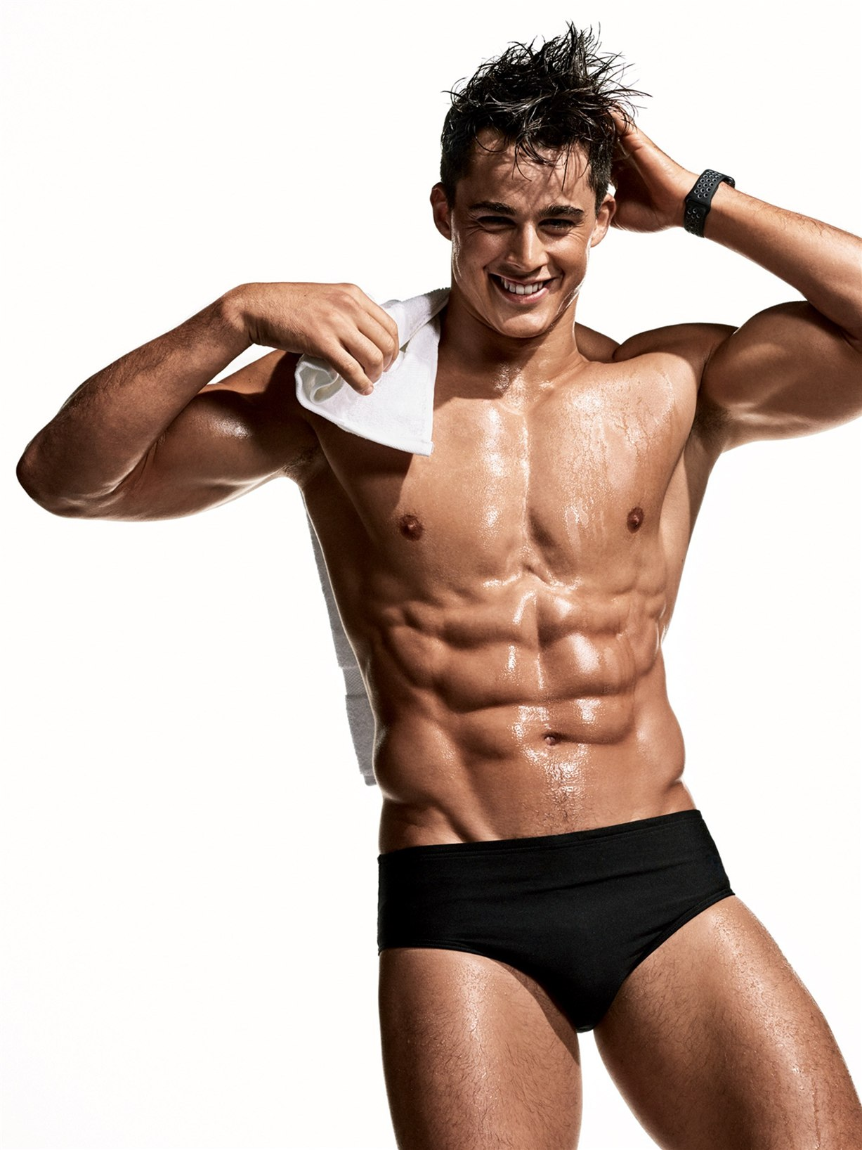 Пьетро Бозелли / Pietro Boselli by Tom Schirmacher - GQ US january 2017