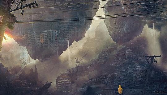 Creative Digital Artworks by Kuldar Leement