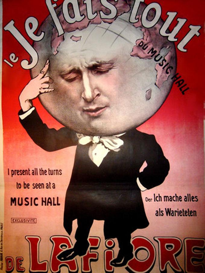 Descobrindo Montreal: L'affichiste e seus cartazes vintage