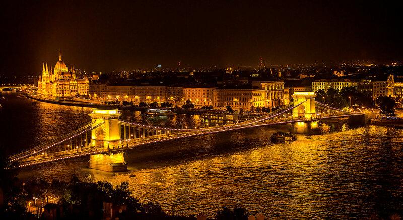 Золотой Будапешт