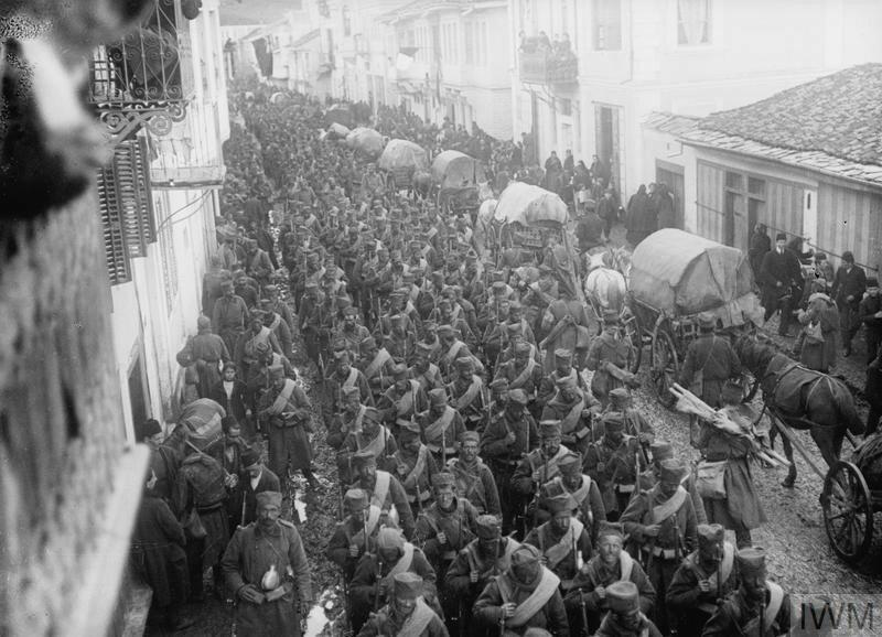 THE MONASTIR OFFENSIVE, SEPTEMBER-DECEMBER 1916