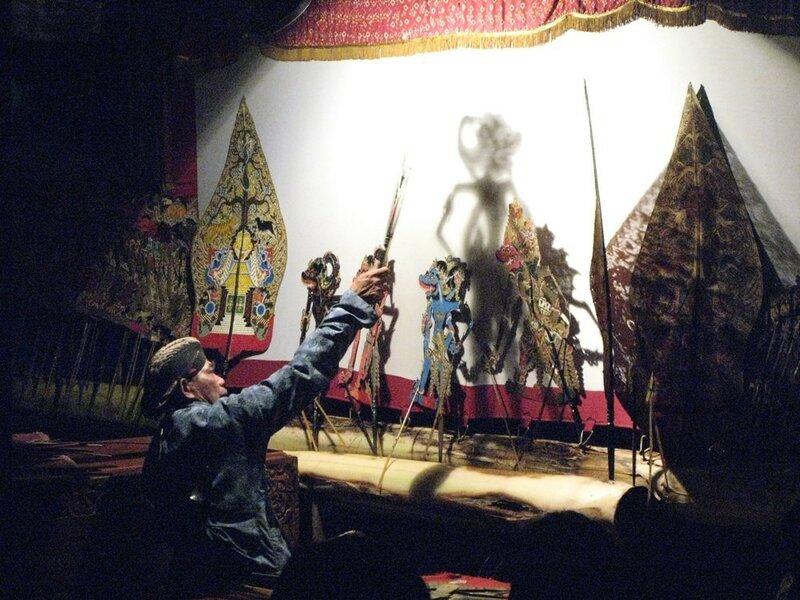 Ваянг — театр теней