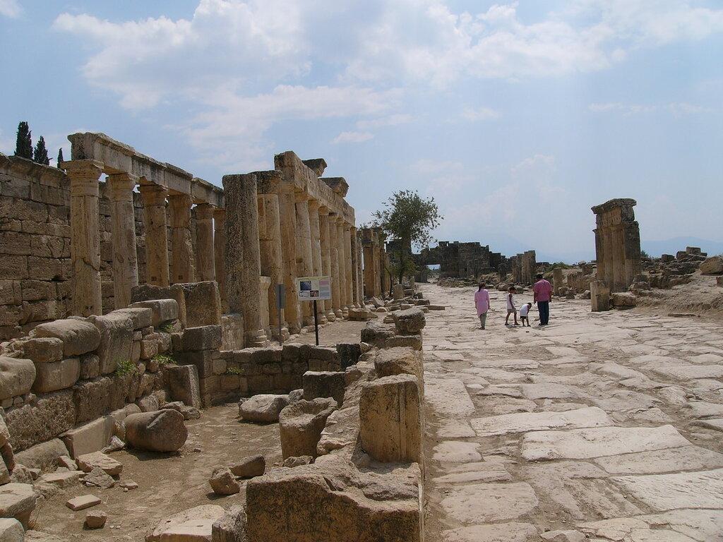 Памуккале-Иераполис