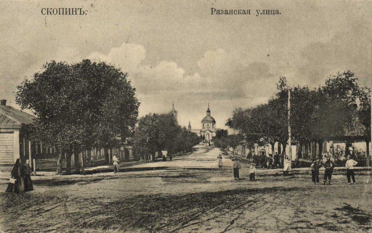 Рязанская улица