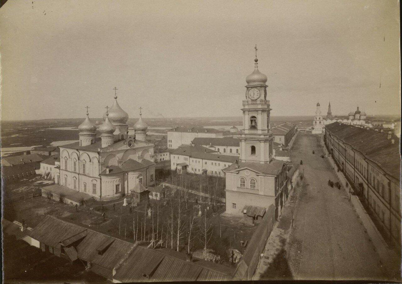 05. Вид на Спаско-Преображенский монастырь