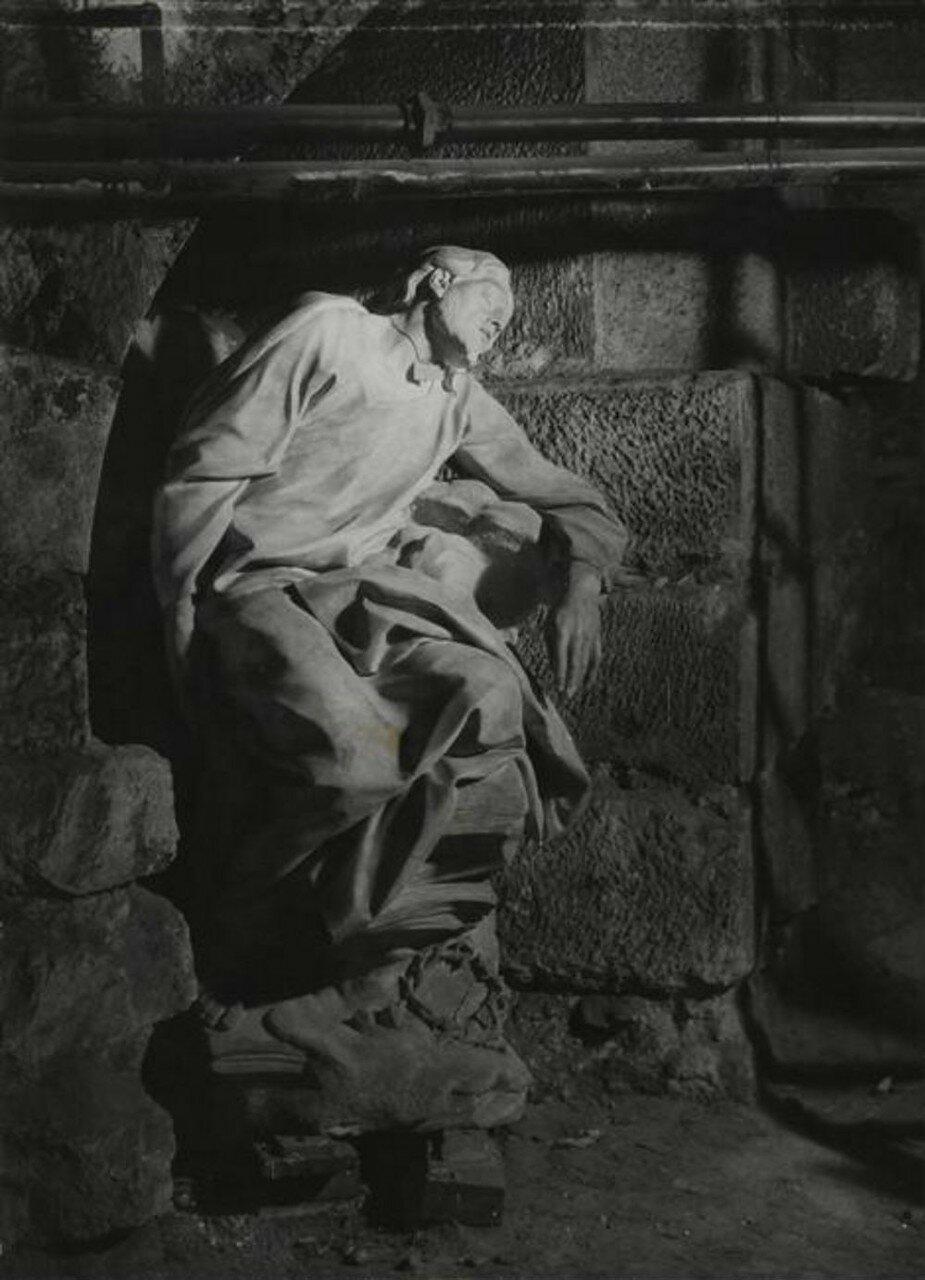 1945. Христос в агонии, церковь Святого Роха