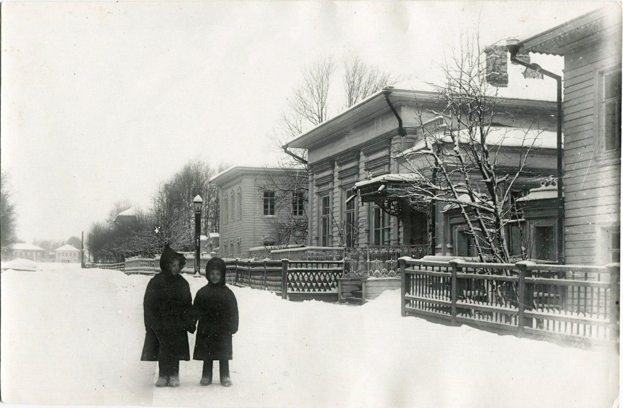 Дом семьи Раковых. 1912