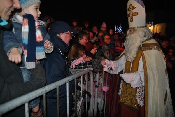 Не дед Мороз, а Сен-Николя!