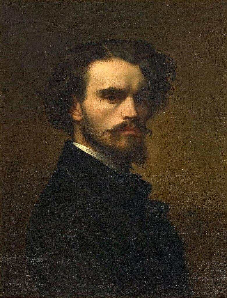 Self_Portrait_(Alexandre_Cabanel)1852.jpg