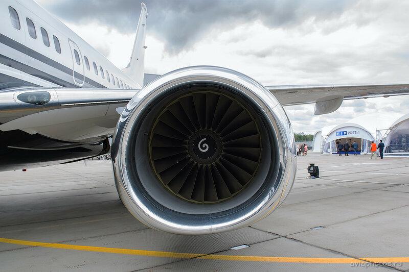 Boeing 737-7JR(BBJ) (N92SR) D807600