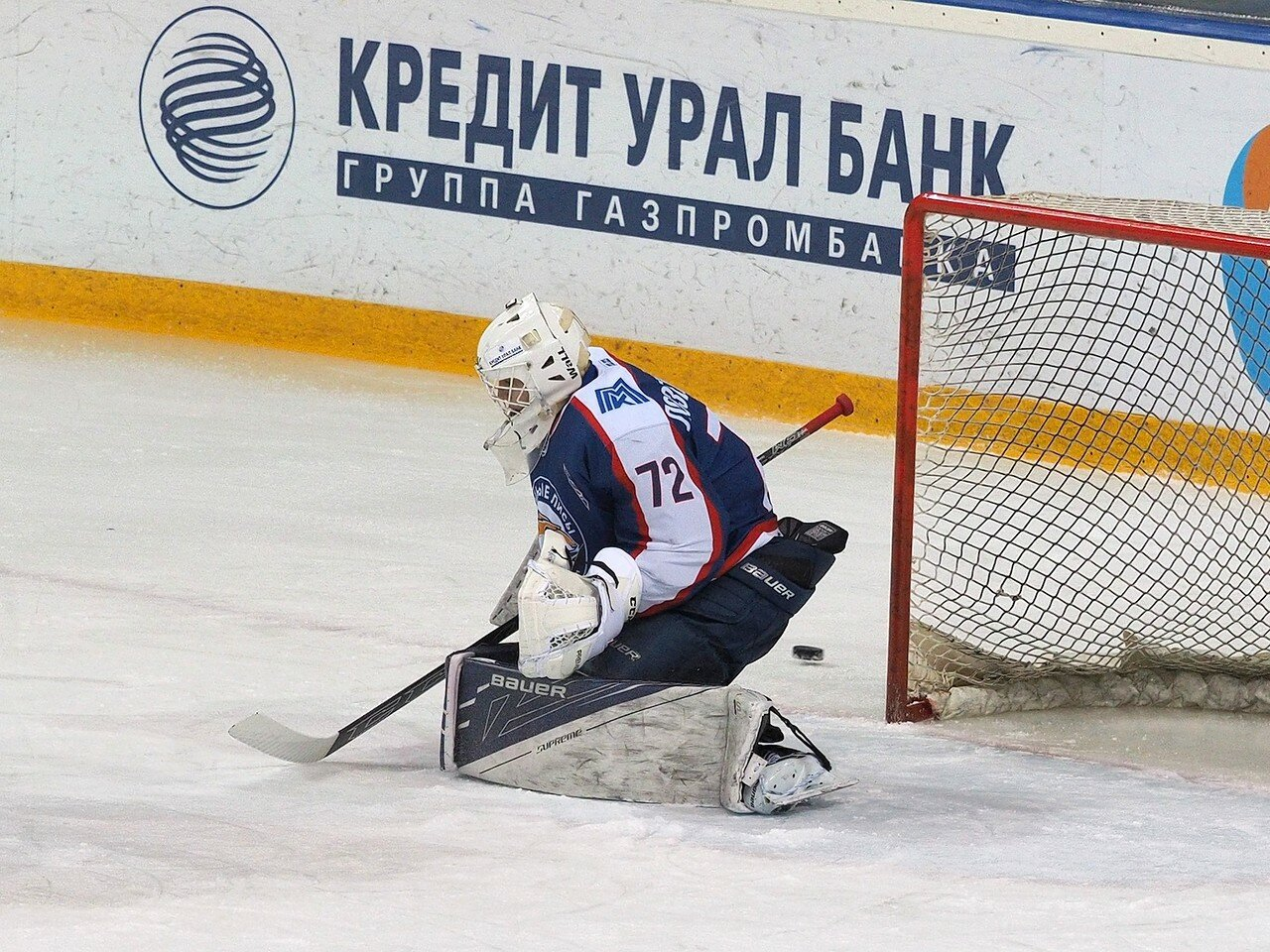41Стальные Лисы - Омские Ястребы 13.12.2016