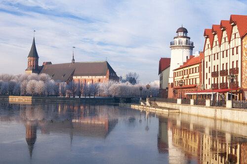 В Калининграде побывали чешские русисты