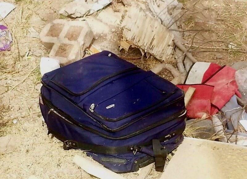 Труп 40-летнего транссексуала найден в чемодане