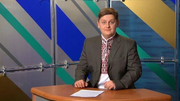 """""""На украинском оккупантов разоблачает, а сам задорно кричал в микрофон """"Ре-фе-рен-дум!"""""""" - журналист рассказал, как пособники сепаратистов притворяются украинскими патриотами (видео)"""