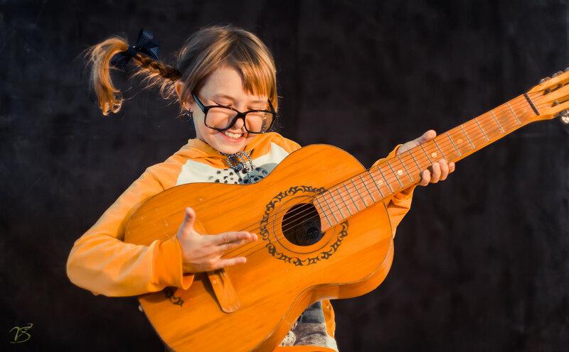 Дарья- музыкант