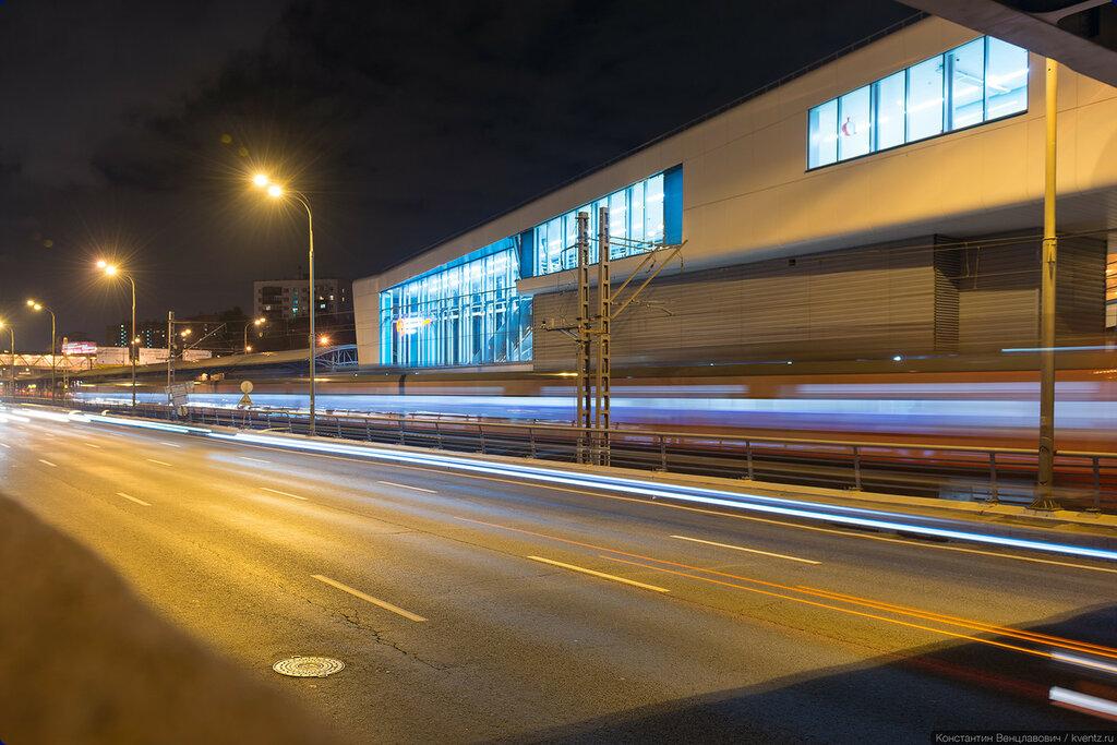 Станция МЦК «Автозаводская»