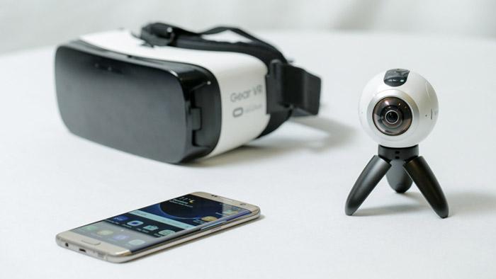 Обзор Samsung Gear 360