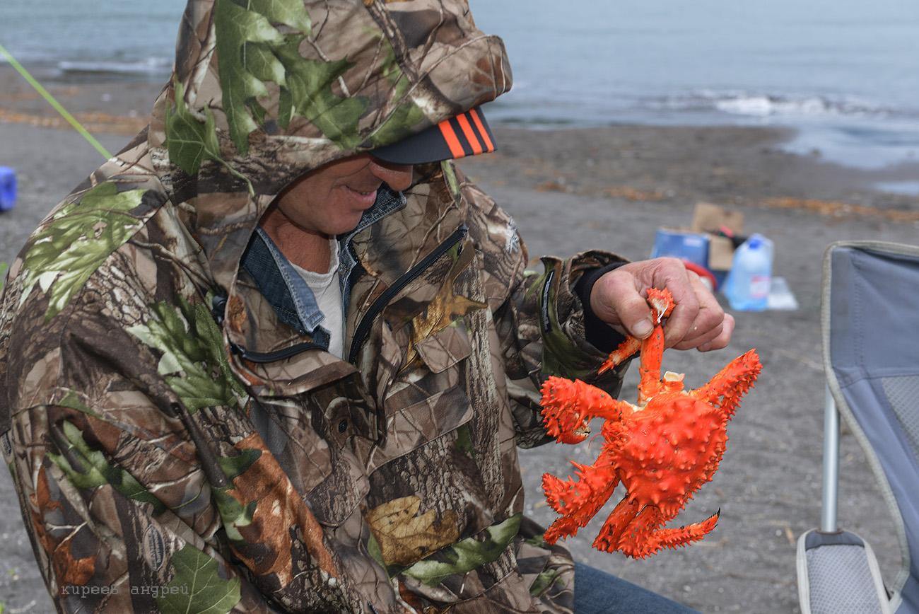 рыбалка на камчатке цены