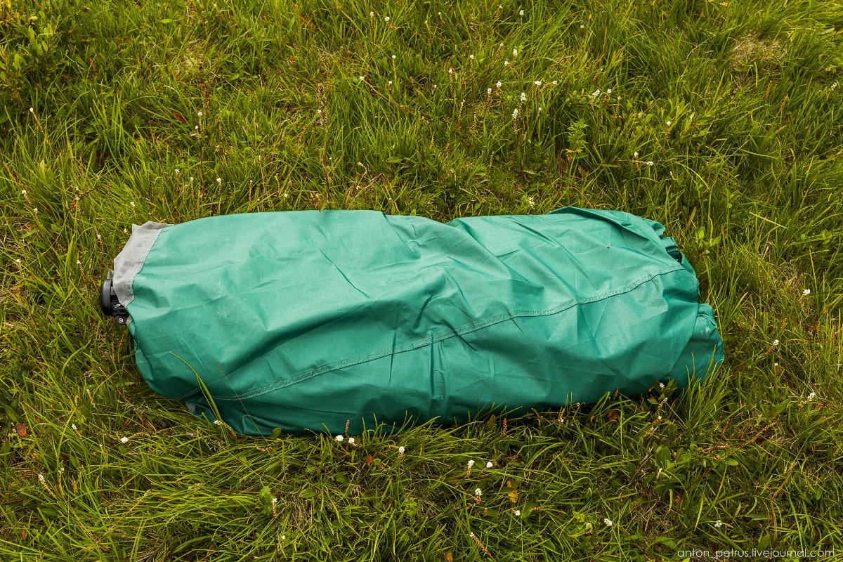 Обзор тента-шатра