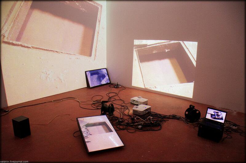 V Московская международная биеннале молодого искусства. Основной проект Deep Inside (Глубоко внутри). Трёхгорная мануфактура