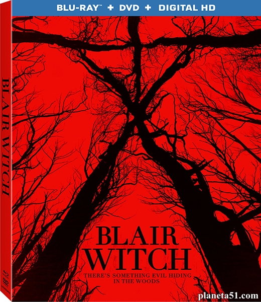 Ведьма из Блэр: Новая глава / Blair Witch (2016/BDRip/HDRip)