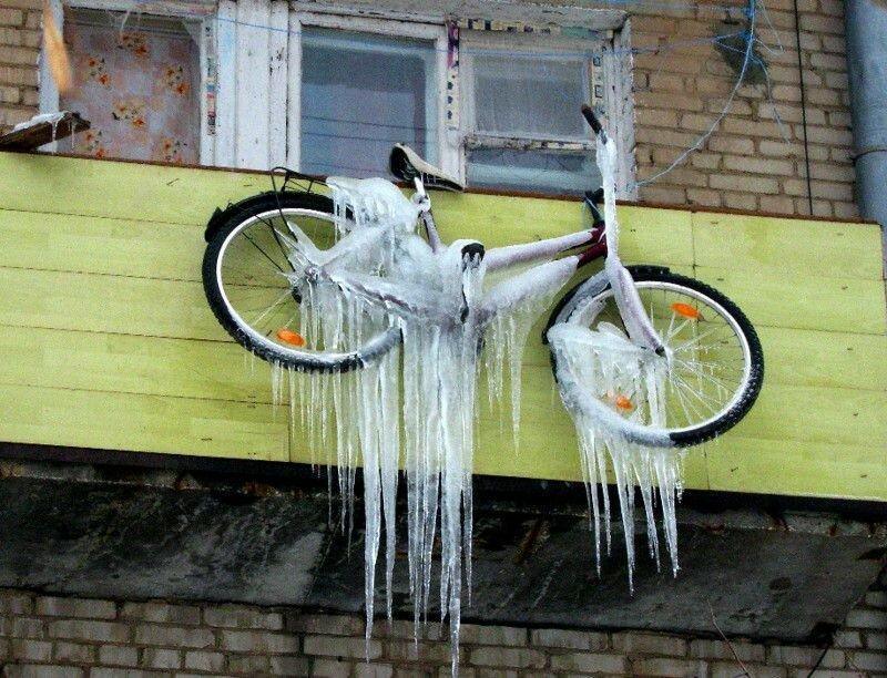 0 1e8842 6aa8ae60 XL Доказательства тяжелой жизни велосипедистов в городе: фото и видео