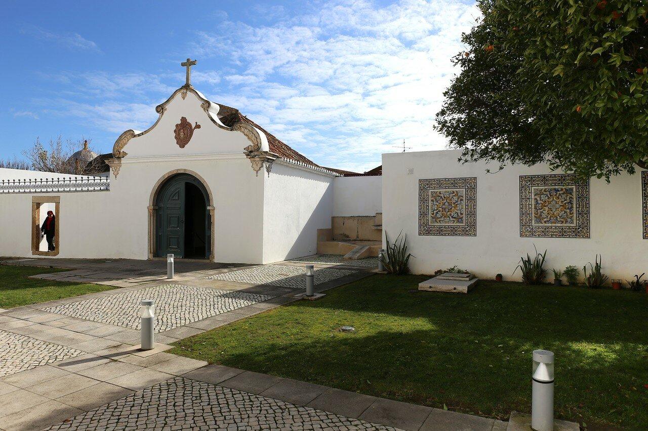 Фару. Кафедральный собор Святой Марии (Sé de Santa Maria)