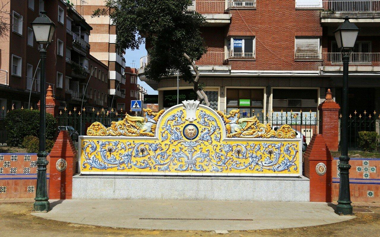 Parque de la Alameda, Talavera de la Reina