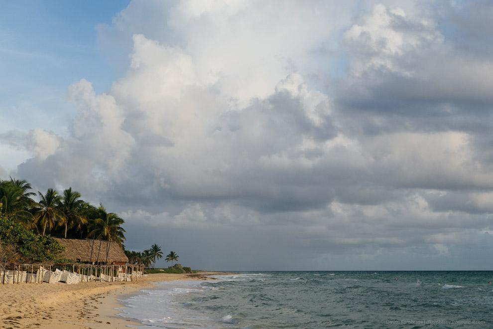 19. Кубинский сервис, в основной своей массе, — бессмысленный и беспощадный. Никто никуда не то