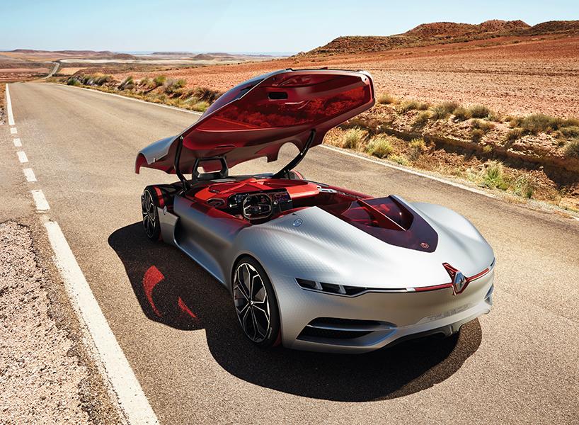 Электрокар питается от двух батарей с общей мощностью 350 л.с. До 100 км/ч авто разгоняется менее че