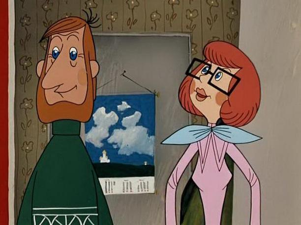 9. Мама Дяди Федора Этот персонаж остается для зрителей настоящей загадкой. Если в первой трилогии м
