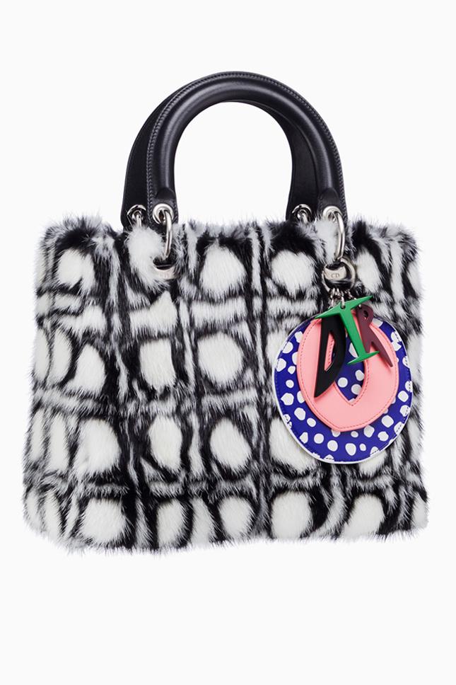Современные художники для Dior Lady Art