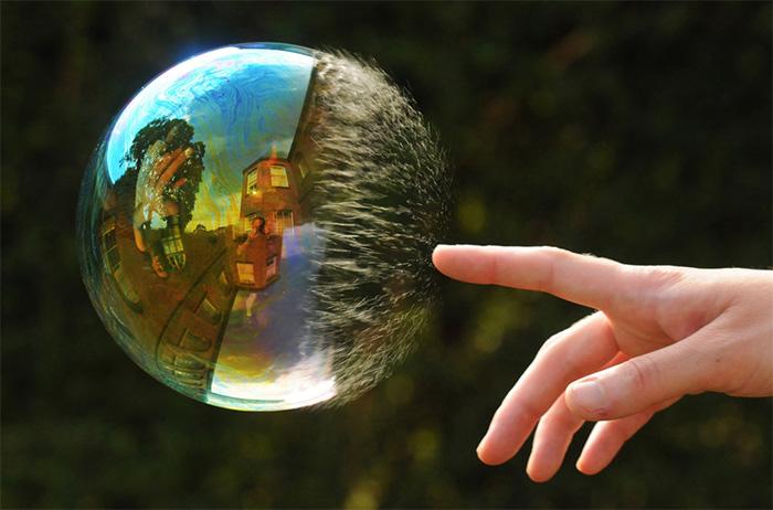 25 фотографий, на которых непонятно, где отражение, а где реальность