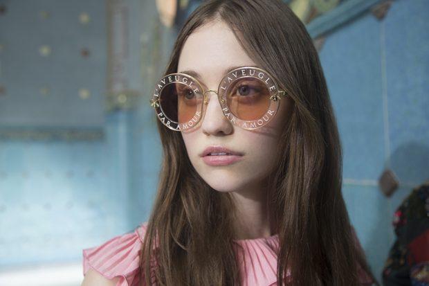 Видео Gucci от Петры Коллинс