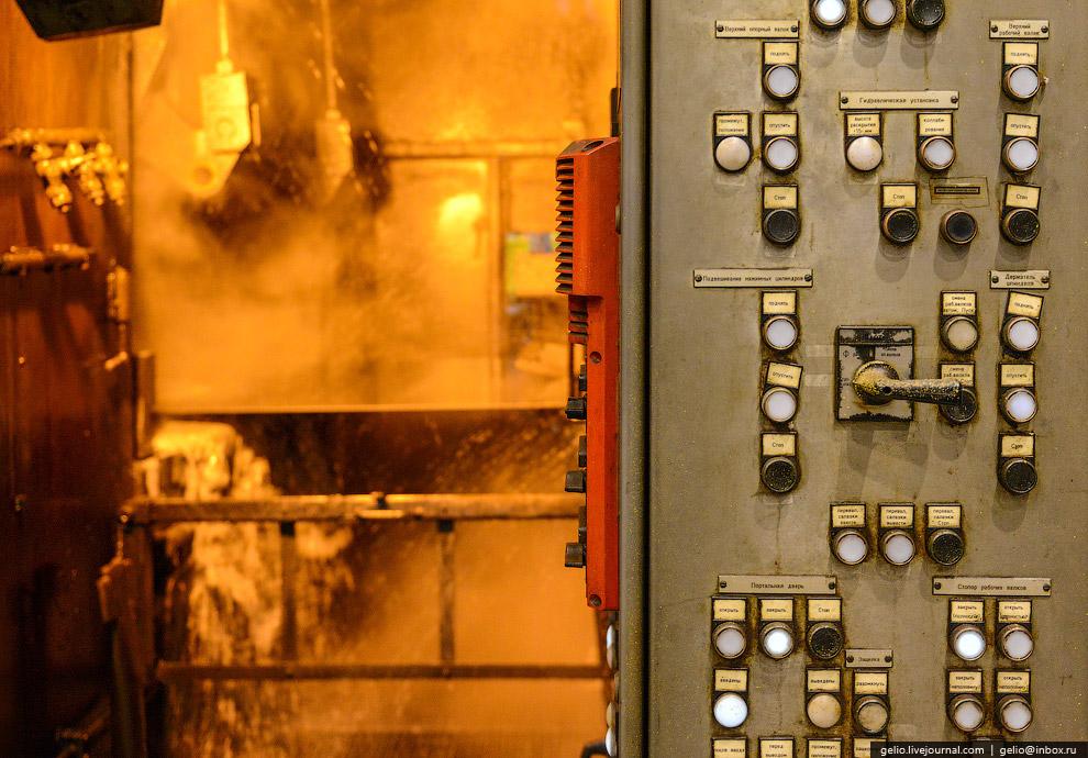 Толщина металлического листа после прокатки 0,5— 2,7 мм. Холоднокатаный прокат испо