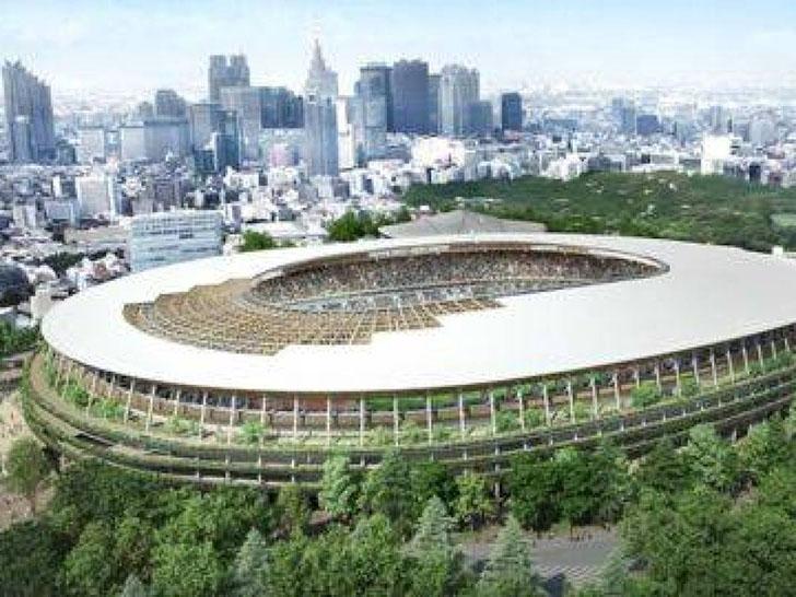 Олимпийские игры в наши дни. Япония выделила 3 миллиарда долларов на проведение Олимпиады в 2020 год