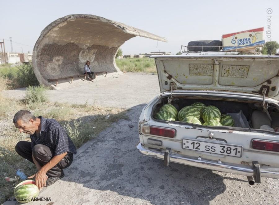 12. Echmiadzin, Armenia