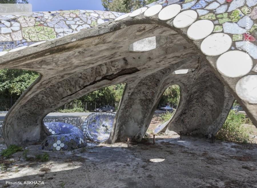 18. Pitsunda, Abchazja