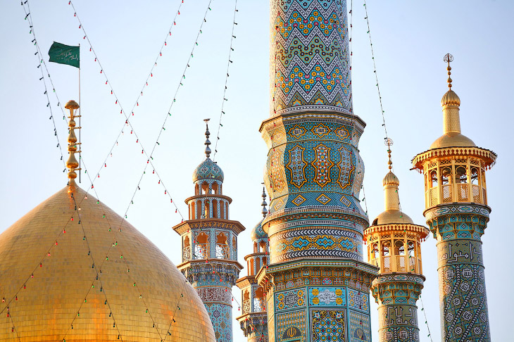 1. Древний город Исфахан, бывшая персидская столица с 1598 до 1722, считается одним из самых кр